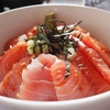 パナハッチェルの日本食レストラン「花食堂」のマグロ丼