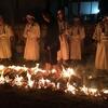 【人生初の火渡り】火の上を歩くのって熱いの?可睡斎の「秋葉の火祭り」に参加!