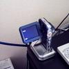 USBで電源供給可能な液晶モニター