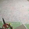 オペラ座界隈の地図作ってます