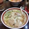 【ラーメン】しお福 新橋で ワンタン麺