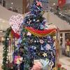 クリスマスから早くも新年への準備