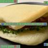 🚩外食日記(635)    宮崎ランチ   「イチパン (Ichi pain)」⑦より、【メロンパン】【タンドリーチキンのパーカーサンド】‼️