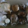 みかんジャムとパンツと、米粉のパン