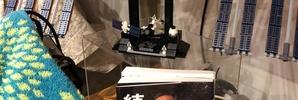 レゴの国際宇宙ステーションの置き場所が決まりました