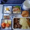チャイナエアライン(中華航空)の評判。 機内食・接客サービスの感想