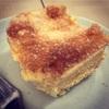 母にプレミアムチーズケーキを