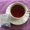 ほんのりラベンダーの香り。タゾティー: アールグレイ紅茶 (TAZO Tea: Earl Grey Black Tea)