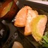 聖護院大根の昆布締め天ぷら