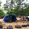 キャンプレポ:塔の岩オートキャンプ場(2017年7月)