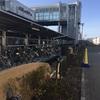 枇杷島駅の駐輪場がいつのまにか新しくなっていた