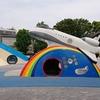 【公園探訪記】萩中交通公園 ガラクタ公園 羽田空港にほど近い 大田区のデッカイ公園