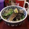 築地の「米花」で茄子の蕎麦、カツオの漬け丼、「折峰ベーカーズ」で色々。