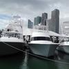 米フロリダ州 Miami yacht show2020 と Miami boat show2020 に行ってきました。