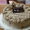 スーパーオリジナルなケーキ