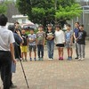6年生:委員会 卒アル写真撮影