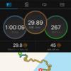ZWIFTレスト練20201009