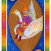 インナーチャイルドカード大アルカナ(Ⅲ)Mother Gooseマザーグースの意味