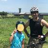 淀川~木津川サイクリングロードで京田辺市まで行きました。【娘と親子でサイクリング】