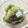 低カロリーで食物繊維入り⁉︎ シンプル和スイーツ「豆かん」の缶詰食べてみたゾ