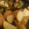 作業時間たったの3分、オーブンで作るフライドポテトが超美味しい