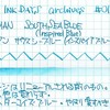 #0174 WATERMAN SOUTH SEA BLUE (Inspired Blue)