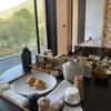 リッツカールトン日光⭐︎滞在記① インルームダイニングの朝食とレークハウスのテイクアウト プラチナ特典も