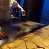 スカイツリー「 スカイレストラン634 」野郎達だけで地上345mの東京の夜景を見渡しながら極上の鉄板焼きを頂く!