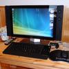 新しいパソコンで更新