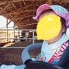 朝ドラ「なつぞら」に感化されて1歳娘と牧場へ!@愛知牧場