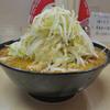 ラーメン二郎 京成大久保店 その124 味噌ラーメン
