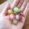 【UVレジン作り方】球体モールドで球体レジンを作る!