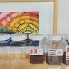 焙煎したコーヒー豆の紹介