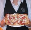 Q.山猫式ピザの大きさはどれくらいですか?