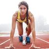 女性のスポーツ生理学(筋肉1c㎡当たりの筋出力は、男性も女性もほぼ同じ)
