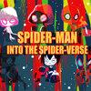 【映画感想】スパイダーマン:スパイダーバース/ネオンカラフルな世界観が素敵!