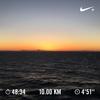 毎日10km ランニング