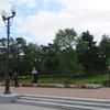 【ダイヤモンドプリンセス 2019】ユジノサハリンスクのドライブツアー ④戦勝記念広場[5日目-6]