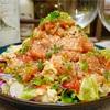 【レシピ】サーモンとモッツァレラの和風わさびカルパッチョ