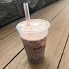 「クィクリー石狩街道店」豆乳プリン ココアミルク