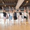 プレポアントレッスンで白鳥を踊ってみました
