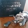 【丸型リールのベイトフィネス機】カルカッタコンクエストBFSについて簡易インプレ。海釣りのライトゲームで活躍するリール