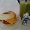 Tsukiji Fish Burger MASAで鯖竜田バーガー