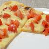 【家で本格ピザ】クリスピーフレッシュトマトピザ