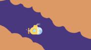 潜水艦の操縦士になろう / ドットインストール「Scratch で潜水艦ゲームを作ろう」を受講した