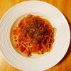 さば味噌煮缶パスタ!さば味噌煮×トマトの意外な組み合わせ!