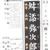 ハングルとカタカナの選挙ビラ~舛添要一東京都知事VS舛添弥次郎若松市議会候補。