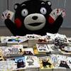 熊本)くまモンに年賀状 5日までに約6千通