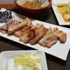 手作り減塩クルミ味噌でサムギョプサル☆