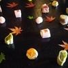 伊豆市修善寺の隠れ家「羅漢」 芸術的なランチを最高の演出で…。